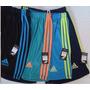 Bermudas Kit 3 Peças Shorts Calçao Adidas Frete Grátis
