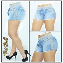 Shorts Pit Bull Pitbull Jeans Levanta E Modela O Bumbum