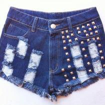 Short Jeans Hot Pants Customizado