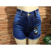 Short Cintura Alta (hot Pants)