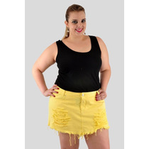 Shorts Saia Plus Size