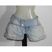 Short Jeans Claro Feminino Da Planet Girls