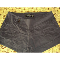 Lindo Shorts Feminino Em Jeans Marca Biotipo