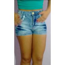 Shorts Feminino Curto Estilo Anitta