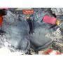 Short Jeans Lycra Desfiado Renda Guipir 36 A 44 Por 49,90!!!