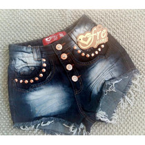 Shorts Hot Pants Estilo Anita