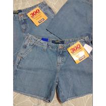 Short Jeans Wrangler, Super Barato, Para Vender Hoje!!!