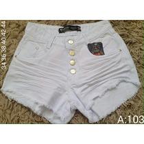 Shorts Feminino Colorido