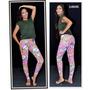 Conj.fitness Legging + Blusinha R14645. Atacado E Varejo.