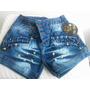 Shorts Feminina - 38 Pitt Bull Loja Dos Camuflados