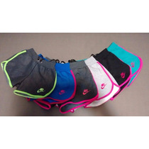 10 Shorts Feminino Nike Moleton 100%algodão Atacado