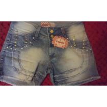 Shorts Jeans Feminino - Black Friday Dia 25 À 27