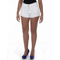 Shorts Sawary Jeans Feminino Anitta Hot Pants Black Friday