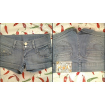 Short Planet Girls Lote Com 3 Lindos Shorts