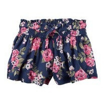 Shorts Carters Feminino - 3 Anos - (original Importado Eua)