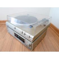 Receiver Toca Discos Gradient Ds-20 Vintage Funcionando Ok