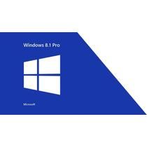Windows 8 / 8.1 Pro Professional + Nfe - Ativação Em 5 Pcs