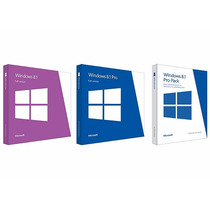 Windows 8 / 8.1 (pro) Licença/ Chave / Selo Professional
