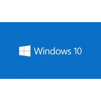 Windows 10 Pro 32/64 Bits - Serial Original - Online