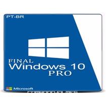 Licença /chave /serial -windows 10 Pro 100 % Original