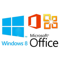 Windows 8.1 Pro 32/64 Bit Fpp+box Office Home &business 2013