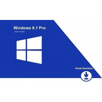 Windows 8 / 8.1 Pro - Ativa Online - Upgrade P/ Windows 10