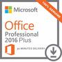 Office 2016 Pro Plus - Chave + Link Para Download - Original