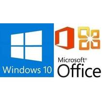 Windows /10 Pro /64 Bits/ Original/ Mais Office 2010