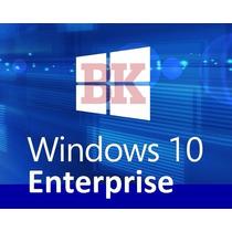 Windows 10 Enterprise 32/64 Bits - Original Fpp Vitalicia!!