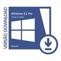 Windows 8.1 Pro ( 8 ) 32/64 Bits - Original Fpp Vitalicia!!