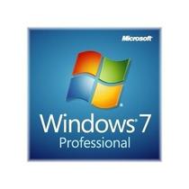Windows 7 Professional P/ 5 Pc´s Perpétua Aceita Formatação