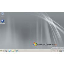 Server R2 Enterprise 2008 64bits - Pt Br - Perpétua C/ Selo