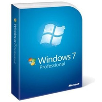 Windows 7 Professional - Licença Para 5 Pcs