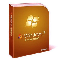 Licença Chave Original Win 7 Enterprise - 1 Pc