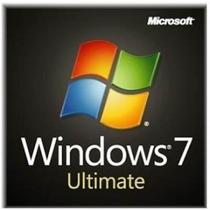 Windows 7 Ultimate Sp1 Original Chave P/ Ativação 32/64 Bits