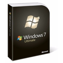 Licença Windows 7 Ultimate - Ativa Online - Pode Formatar