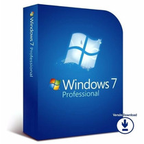 Windows 7 Professional/ultimate/home