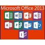 Kit-windows 7 Professional 64 Bits +office Pro 2013 Fpp Box