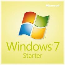 Windows 7 Starter Original 32 Bits