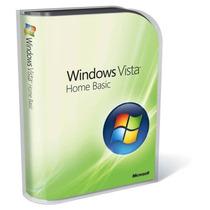 Licença Chave Original Win Vista Home Basic - 1 Pc