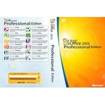 Office 2003 Professional Edition Com Frete Gratis
