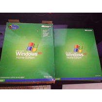 Microsoft Windows Xp Home Edition Full Fpp - Pt-br - Usado
