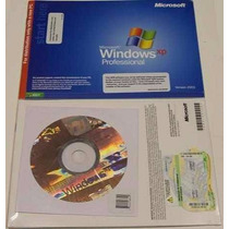 Windows Xp Professional Oem Novo Completo