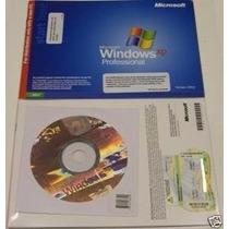 Windows Xp Professional Sp3 - Versão Full - E85-02668
