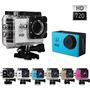 Câmera Sport Hd Tipo Sj4000 Filmadora Hd 720p Prova Dagua