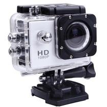 Camera Sportscam Filmadora Full Hd Prova Dagua Gopro3