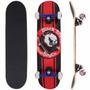 Skate Profissional Blacksheep Rodas 55mm 90a Rolamento Abec9