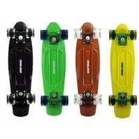 Skate Cruiser Mini Longboard Mormaii Penny Retrô Abec 7 Surf