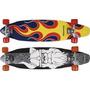 Skate Longboard 97x20x12cm - Mor