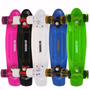 Cruiser Knonik Skateboards Penny Retrô Abec 7 Mini Longboard